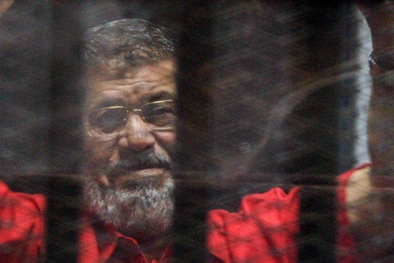 埃及首位民選總統穆希 法庭上猝死