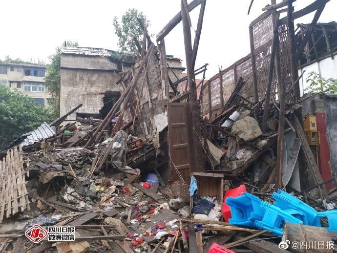 中國四川宜賓市深夜連震,包含成都、樂山、重慶、貴陽等地民眾均感震動。(圖擷自微博)