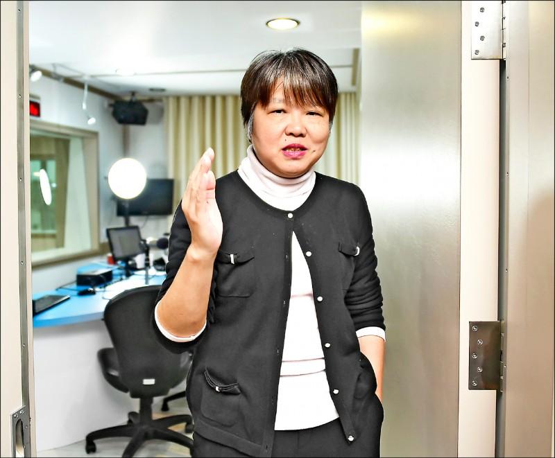 資深媒體人黃光芹質疑高雄市長韓國瑜,財產申報「魔鬼藏在細節裡」。(資料照)