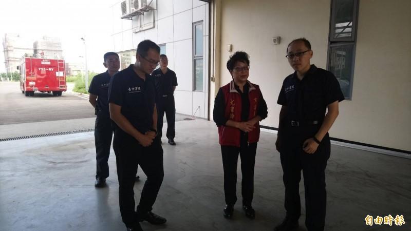 樁腳涉賄選被判當選無效 台中議員尤碧鈴:上訴到底