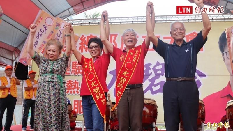 中市議員尤碧鈴被判當選無效 判決理由曝光