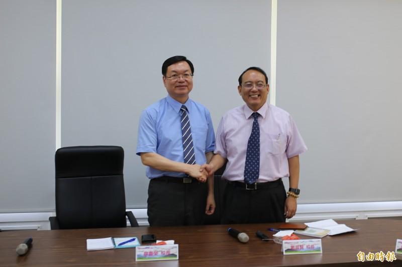 台灣「併校史」最遙遠距離 台科大、屏科大首度會談