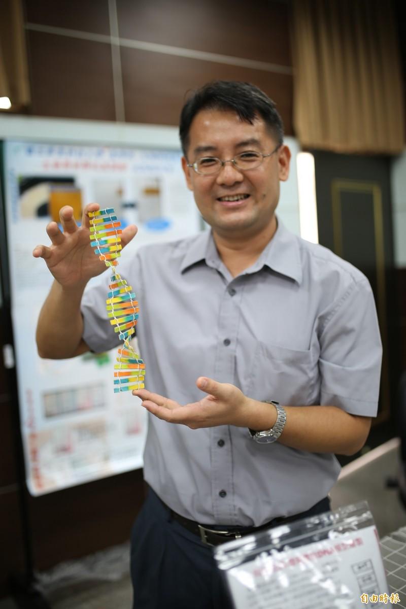 細胞分裂好難…科學玩具讓小朋友玩上癮