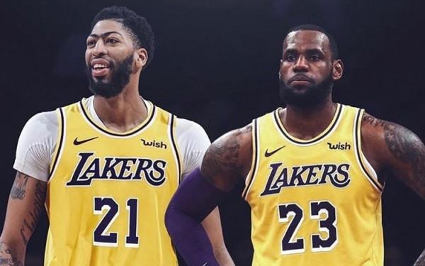 NBA》「戴」頭打造紫金最大團 美媒曝湖人如意算盤