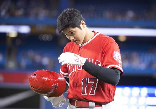 MLB》大谷翔平熄火沒差 天使單局兩轟逆轉勝藍鳥