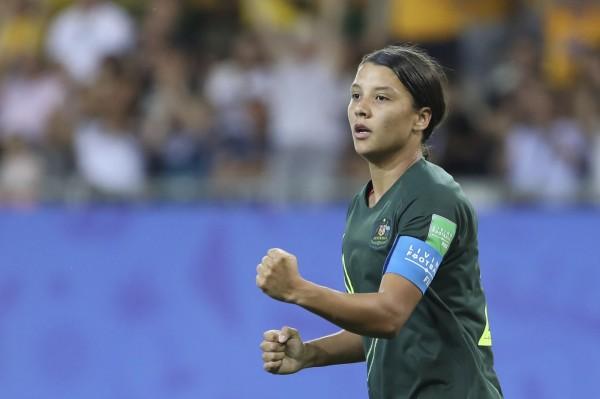 女足世界盃》澳洲首位世界盃「大四喜」 柯爾虐殺牙買加