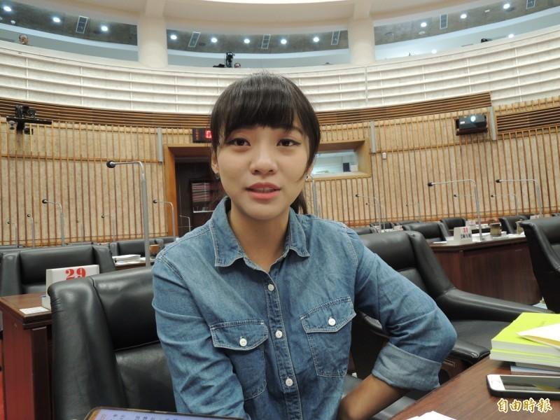 黃捷認為,韓國瑜應補充專業知識再發表個人見解。(資料照)