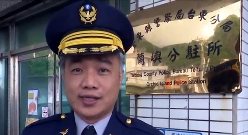 台東地檢署偵辦2線2星警官李哲銘(圖)涉毒案,今以證人身分傳喚台東縣議員林參天,釐清案情疑點。(資料照)
