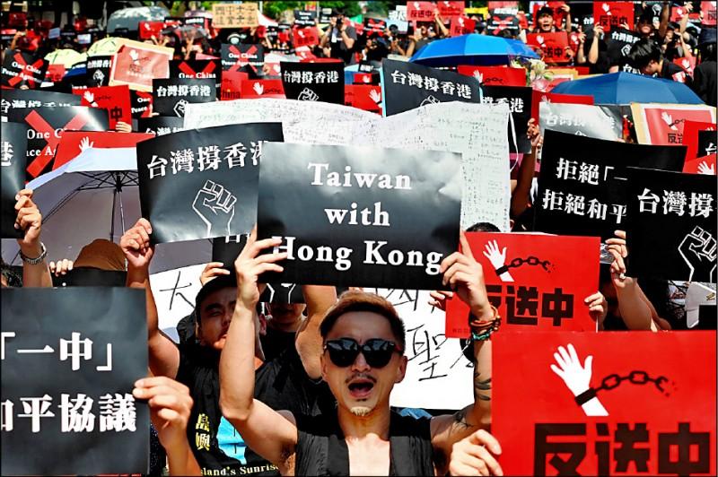 財經觀測站》溫水煮香港