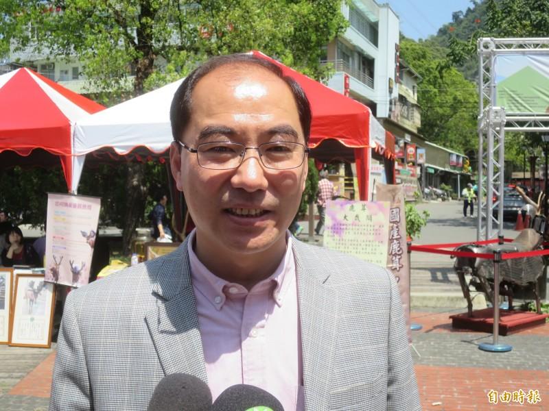 民進黨水里鄉長陳癸佑有意參選立委選舉,令各界相當意外。(資料照)