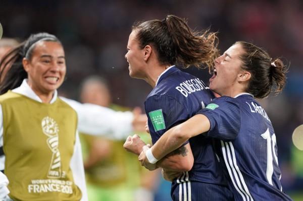 女足世界盃》阿根廷連趕3球寫歷史 蘇格蘭小組墊底遭淘汰