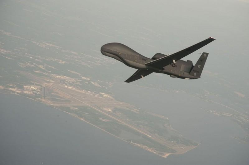 美國與伊朗關係持續緊張,伊朗今天宣稱,在南部霍爾木茲甘省(Hormozgan)擊落一架美軍無人偵察機「環球鷹」(RQ-4 Global Hawk),美軍目前拒絕發表評論。(路透資料照)