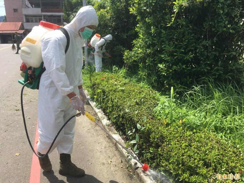 韓市長要的防疫「化學兵」  國軍幫你準備好了