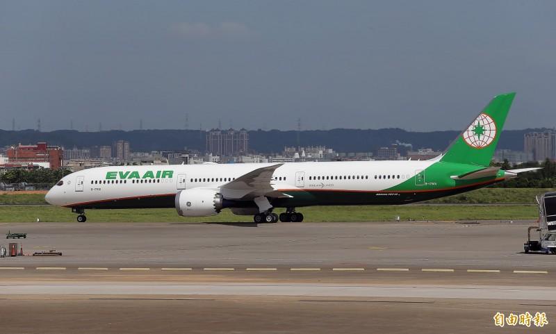 長榮航空新購波音787-10夢幻客機 直飛13000多公里抵台