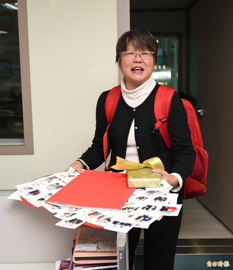 資深媒體人黃光芹槓上高雄市長韓國瑜,近日在臉書推出《你所不知道的韓國瑜》系列大爆其料。(資料照)
