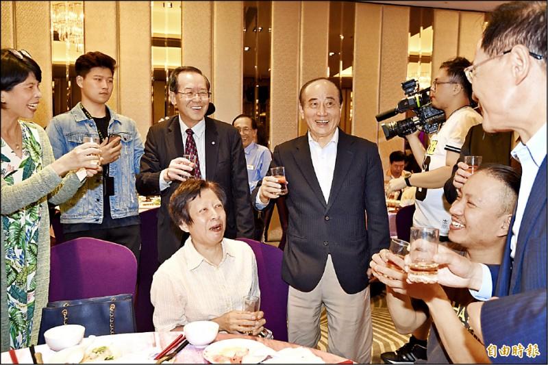 獨立參選? 王營:王是國民黨的一線生機