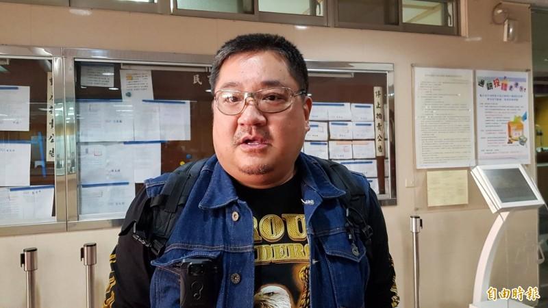台北市前光信里長朱雪璋被控誣告臉友,高等法院二審今仍判朱無罪。(資料照)