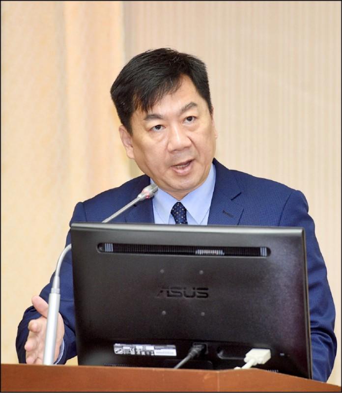 內政部次長陳宗彥。(資料照)