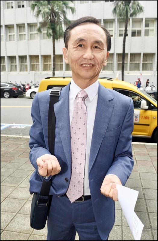 美麗島電子報董事長吳子嘉(見圖)爆料高雄市長韓國瑜與「新莊王小姐」有私生女,被韓控告妨害名譽。據悉,檢方詢問韓有無意願與吳子嘉和解?但韓國瑜拒絕。(資料照)