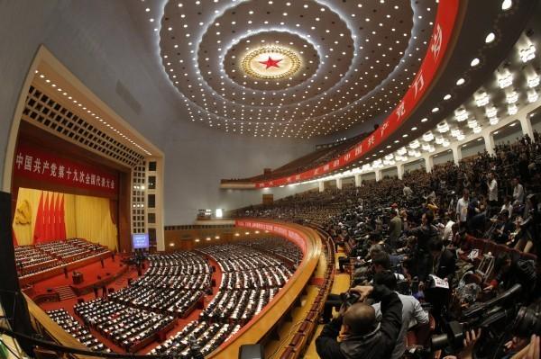 中國共產黨黨員於2018年底突破9000萬人,比前一年淨增103萬名,且現有黨員中80後、90後占總數超過1/3。(資料照,歐新社)