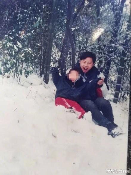 湖南省公安廳宣布將介入調查17年前的「李尚平槍殺案」。(圖擷取自微博)