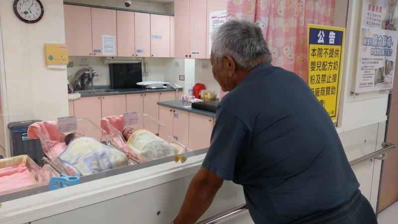 恆春基督教醫院是當地婦幼專責醫院。(記者蔡宗憲翻攝)