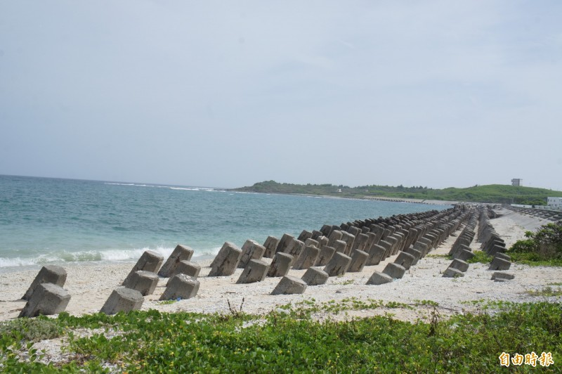 烏崁禁漁區實施三年以來,地方出現正反不同聲浪。(記者劉禹慶攝)