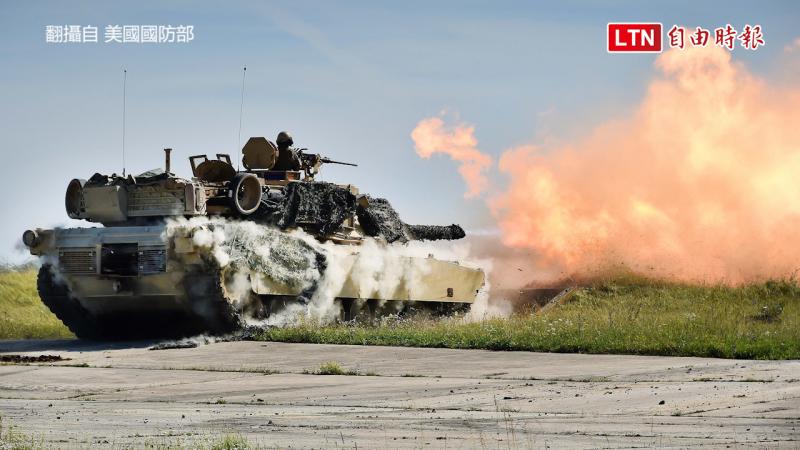 美國售台的專屬型號M1A2T的字尾T,是以臺灣(Taiwan)的字首命名。
