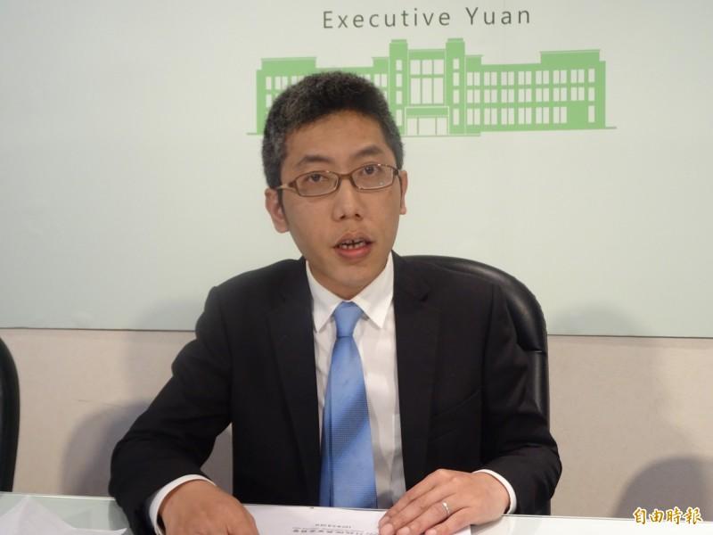 23家台灣網媒同步轉貼中國官媒的文章批判蔡英文總統,總統府發言人丁允恭表示,紅色滲透證明修法的急迫性。(資料照)