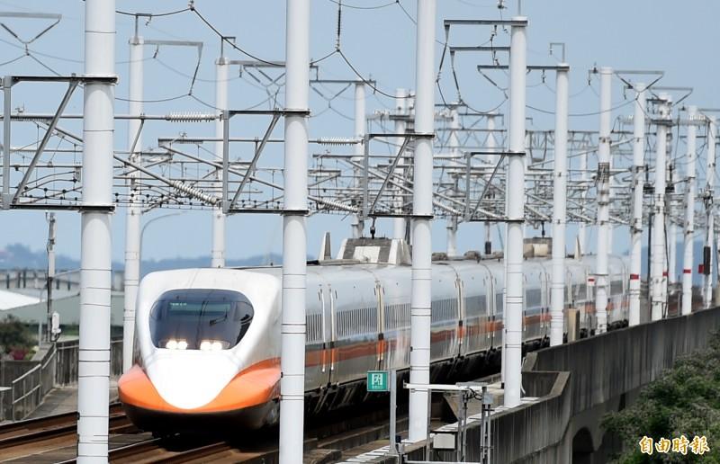 學者認為,高鐵南延到屏東的效益不如台鐵優化。(本報資料照)
