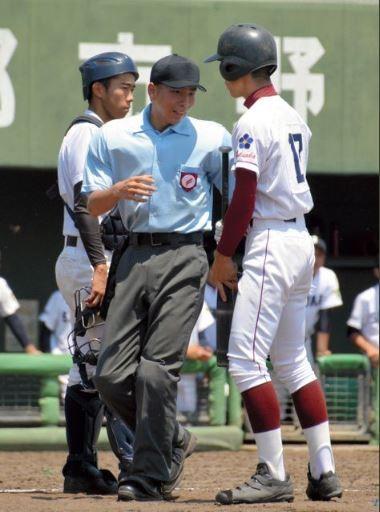 甲子園》狂!主審只有16歲  換個身分續追棒球夢