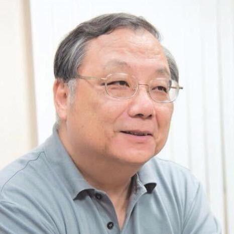中華大學講座教授杜紫宸質疑,這種民調結果背後沒有人操作,那什麽才叫操作?(圖片擷取自杜紫宸臉書)