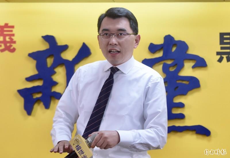 楊世光(見圖)被踢爆是「上海仟和億公司」台柱,該公司12名台籍分析師上週被中方逮捕。(資料照)