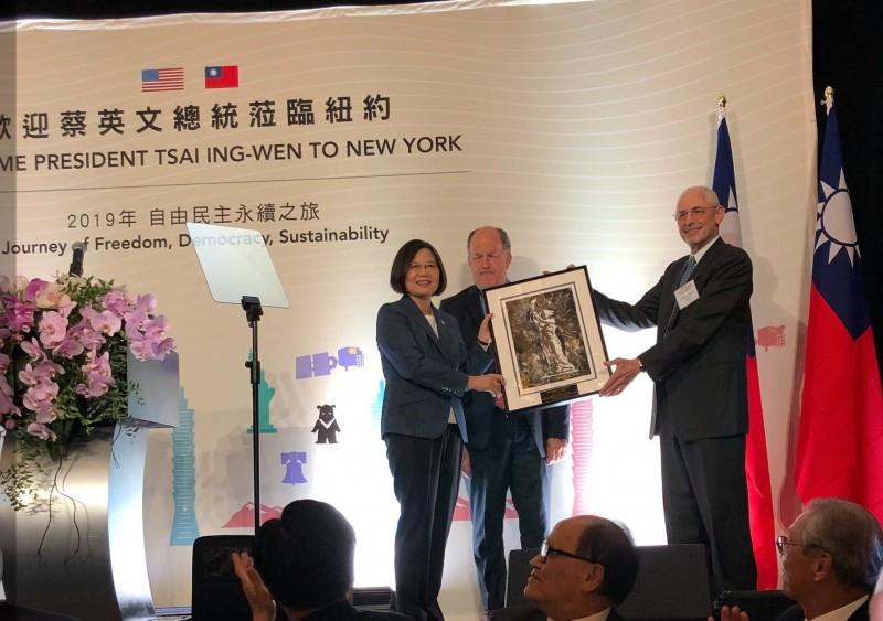 自由之家籲美政府:台灣民主價值應得到美關注與支持