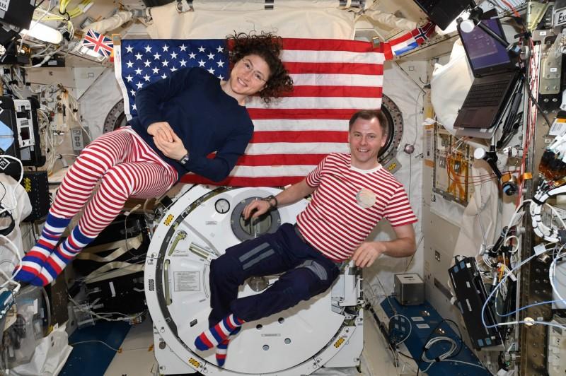NASA正嘗試在太空中種植不同植物,如果順利,辣椒將會是第一個在國際太空站中種植,並且開花結果的植物。(路透)