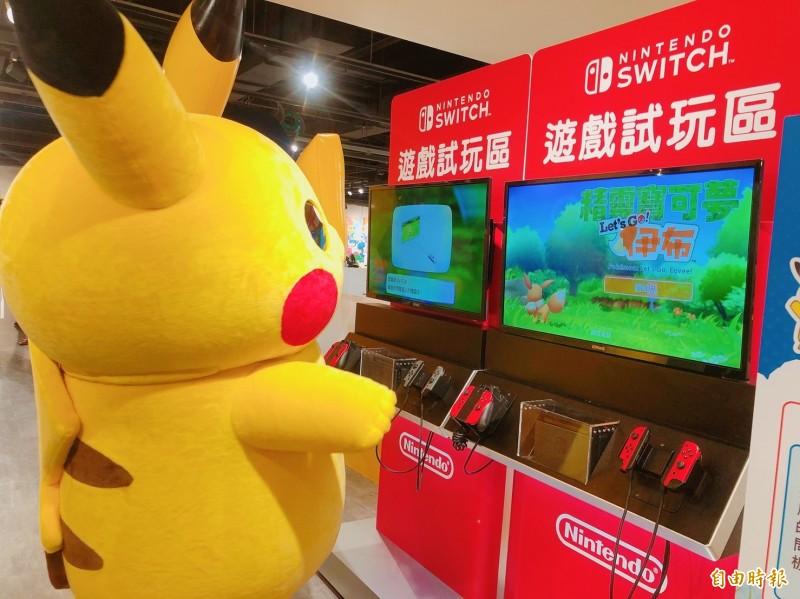任天堂《精靈寶可夢》系列紅遍全球,但近期卻慘遭中國山寨,遊戲推出後引起玩家熱議。(資料照)
