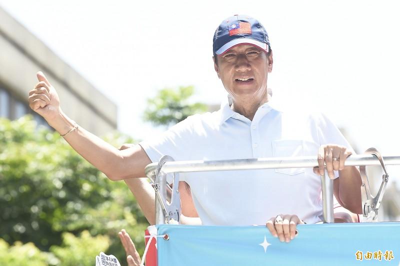 鴻海創辦人郭台銘。(資料照)