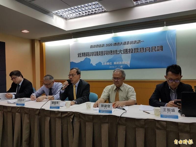 蔡英文對決韓國瑜 民調:支持者在這年齡層差距最大