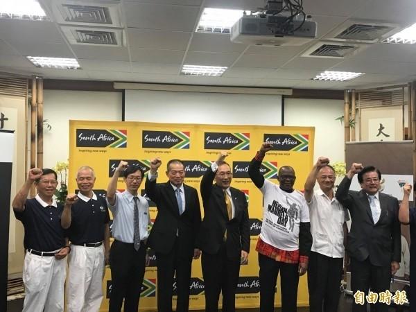 響應曼德拉貢獻 南非辦事處號召捐贈關懷物資