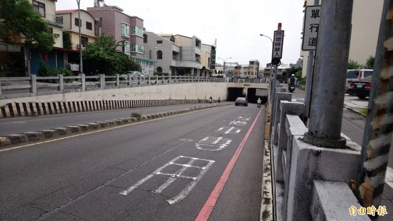 台南大代誌 長榮地下道封閉1年