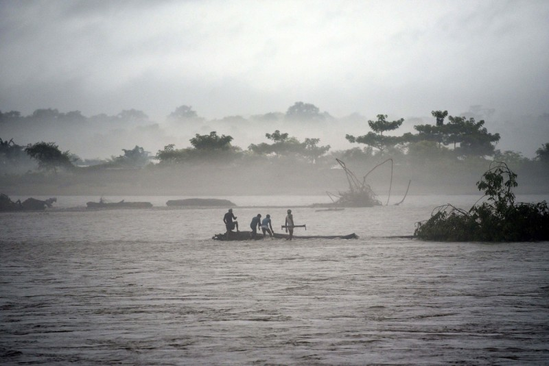 南亞暴雨累計151死 大雨將持續肆虐印、孟、巴
