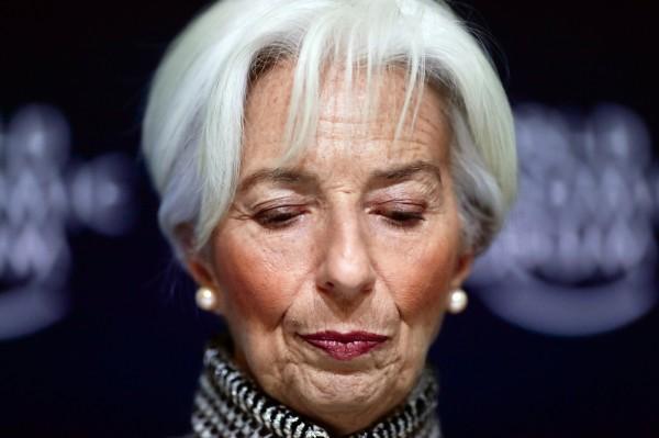 拉加德正式向IMF遞交辭呈 準備轉任ECB總裁