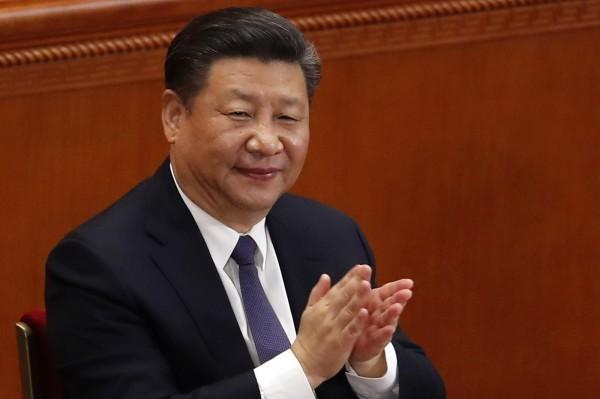 習近平領導下的中國對新疆實施高度鎮壓。(美聯社)
