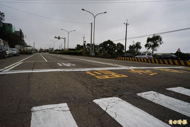 10年來第一次!新竹市西濱路段平計畫、重鋪6.65公里路面