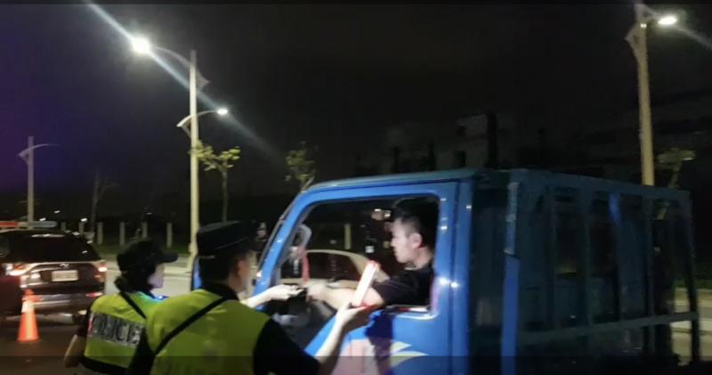 不讓垃圾車成移動凶器! 中市警:酒駕新法增訂這項