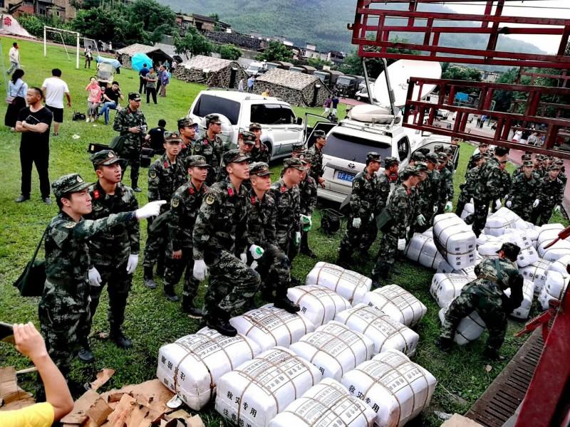 美國會報告  中國在國際人道救援上別有居心
