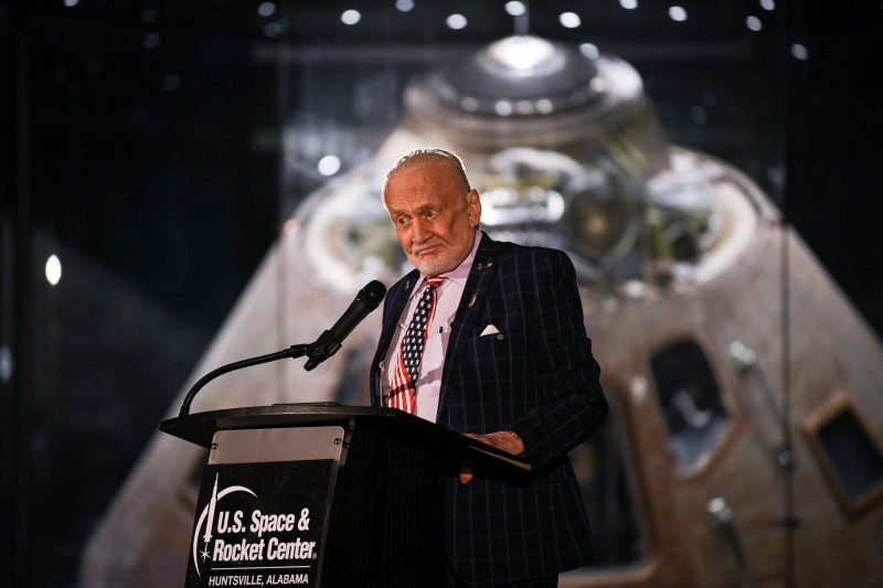 登愣!全球登月第2人現身 阿波羅11計畫50週年慶驚喜
