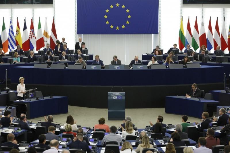 反送中》歐洲議會議員相挺 提案要求香港撤回逃犯條例