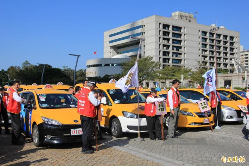 計程車汰舊換新補助 今年5千輛還有名額