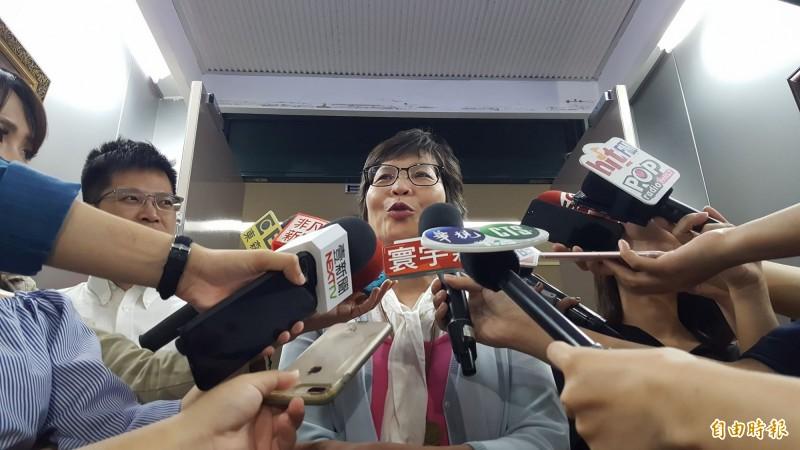 柯P接連砲轟韓國瑜、蔡英文 蔡壁如這樣說…